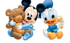 Tema para Retrospectiva Baby Disney