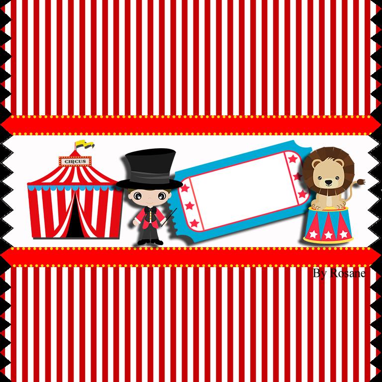 Kit Para Festa Infantil Do Circo Para Imprimir Curso De