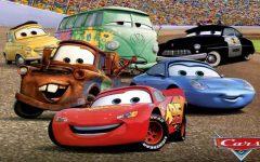 Convite Digital Carros Disney