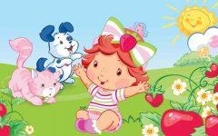 Convite Digital da Moranguinho Baby