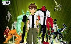 Convite Digital do Ben 10