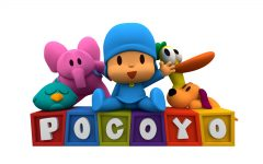 Convite Digital do Pocoyo