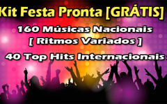 Músicas Alegres Para Festa | Kit Festa Pronta Grátis Atualizado Com 200 Músicas