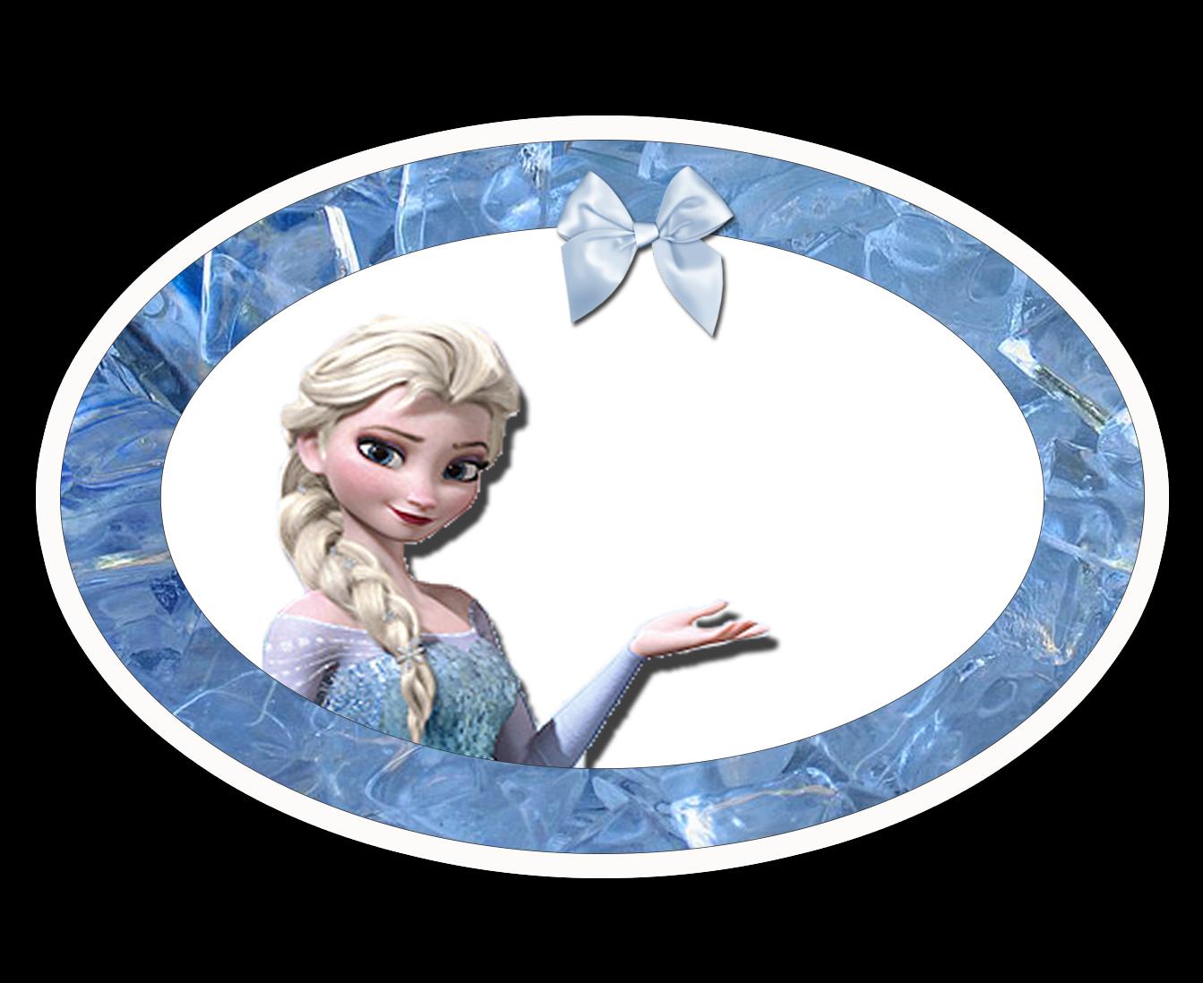 Kit Para Festa Da Frozen Grátis