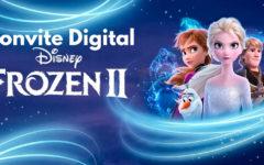 Convite Digital Frozen 2 | Novidade, Convite Cartaz.