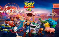 Convite Digital Toy Story | Novidade, Convite Cartaz.