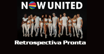 Retrospectiva Animada Now United | Pronta Para Personalizar