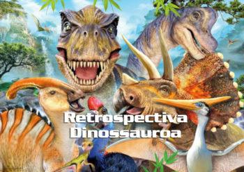 Retrospectiva Tema Dinossauros | Pronta para Personalizar