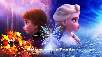 Retrospectiva Frozen 2 | Totalmente Editável